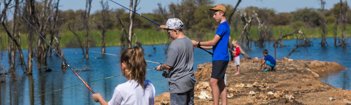 Krúžok mladých rybárov s novou FB skupinou